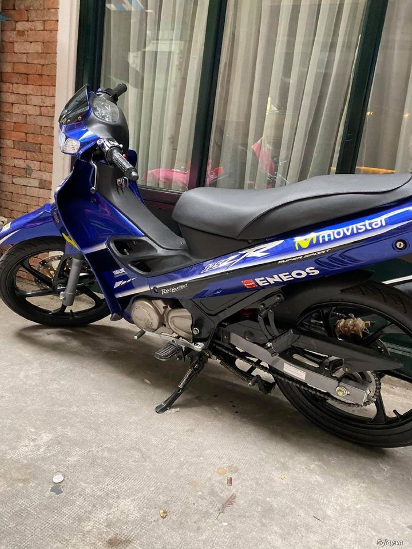 cần bán YAZ 125... Xe Thanh Lý Công An. chính chủ BSTP - 2