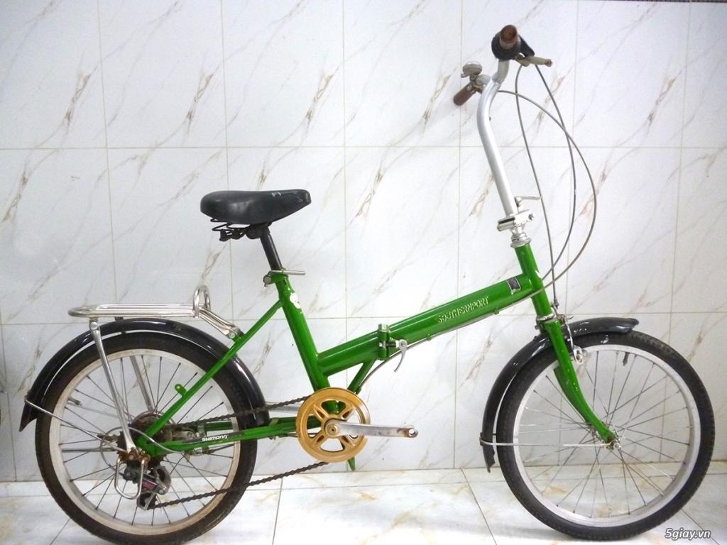 Dzuong's Bikes - Chuyên bán sỉ và lẻ xe đạp sườn xếp hàng bãi Nhật - 13
