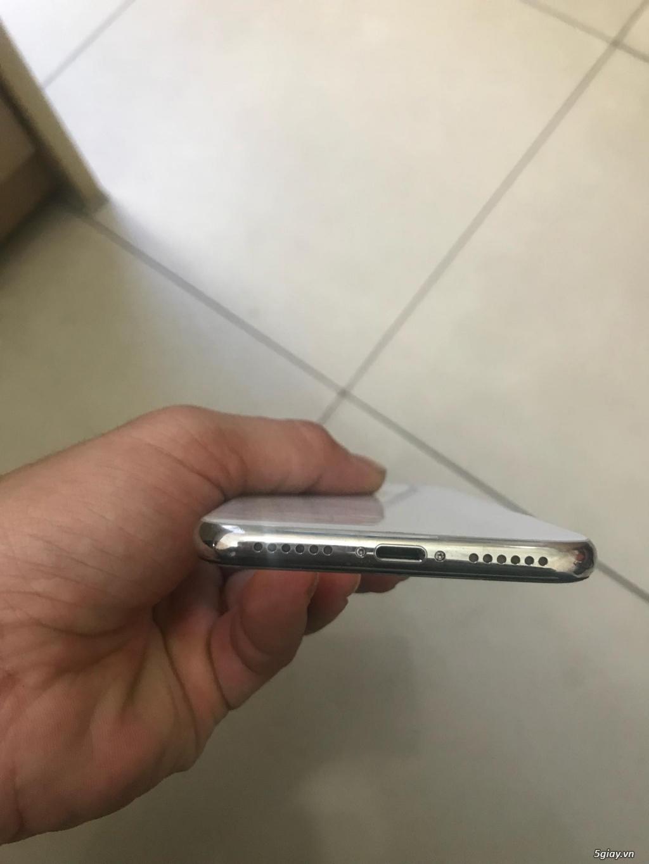 Ve chai iphone X xài full - 2