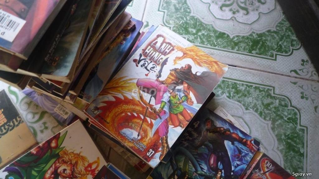 90 cuốn truyện tranh việt nam giá tất cả 300k - 2
