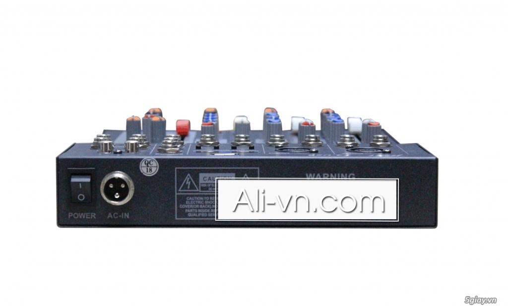 Mixer Yamaha F4 4 Channel - 1