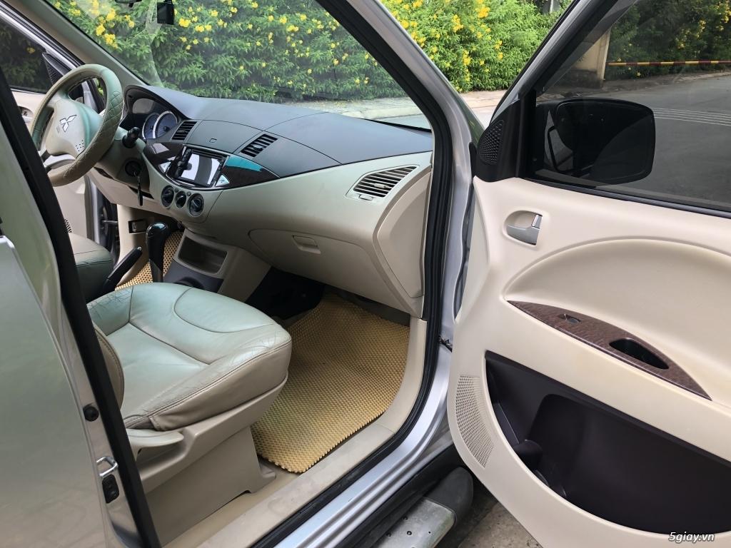 Cần bán Mitsubishi Zinger 2010 số tự động, màu Bạc - 9