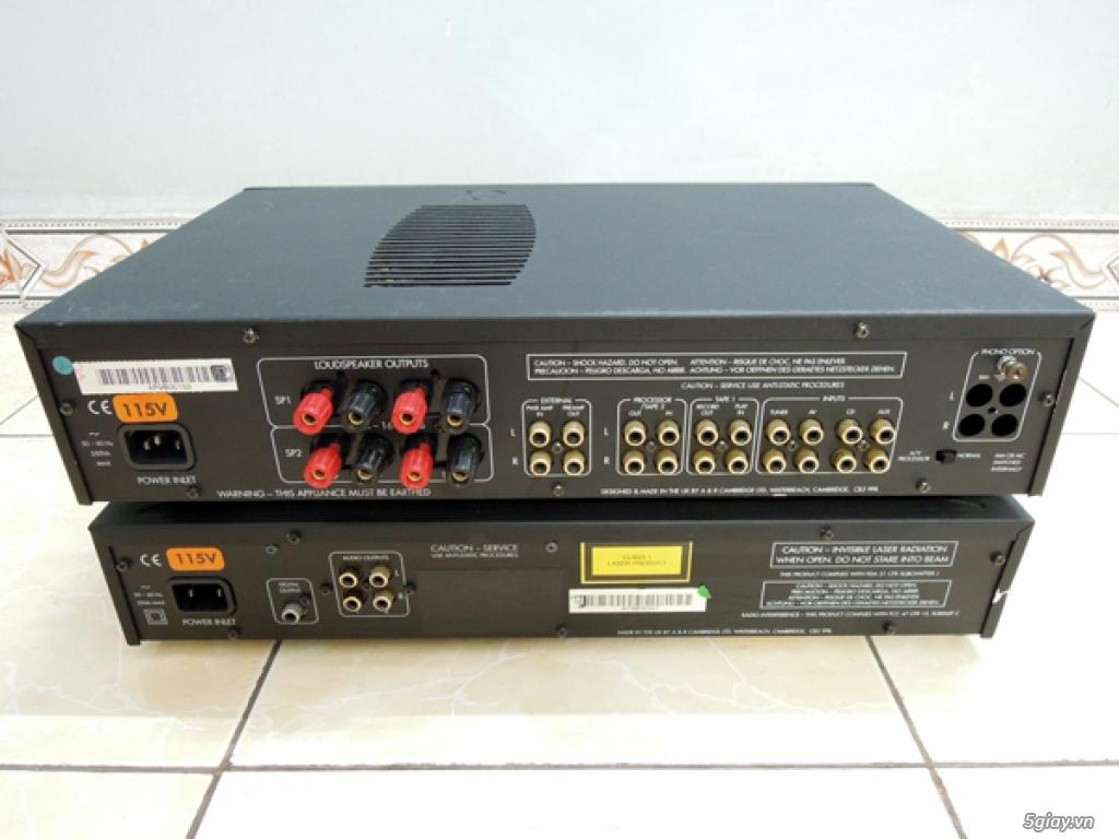 Amplifier - Loa - CDP... - 3