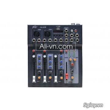 Mixer Yamaha F4 4 Channel