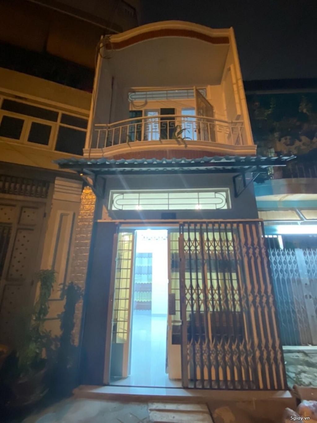 Bán nhà mặt tiền Phan Văn Năm, q.Tân Phú, HCM - 5