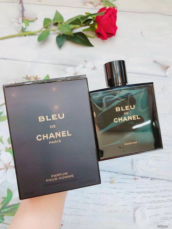 Cần bán nước hoa nam  chaaa Bleu De chaaa EDP 100ml