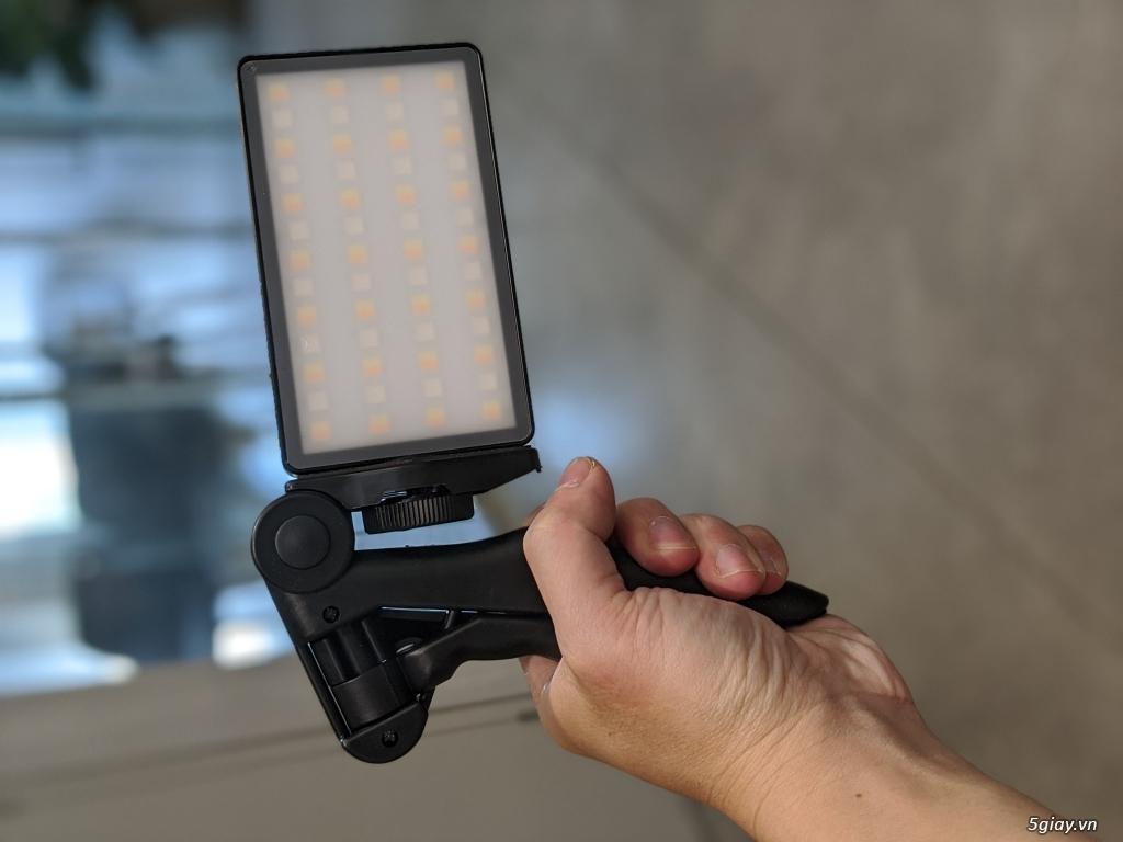 Đèn led  đổi màuf RGB, tạo hiệu ứng đèn xe cảnh sát, xe cấp cứu hay sấ - 12