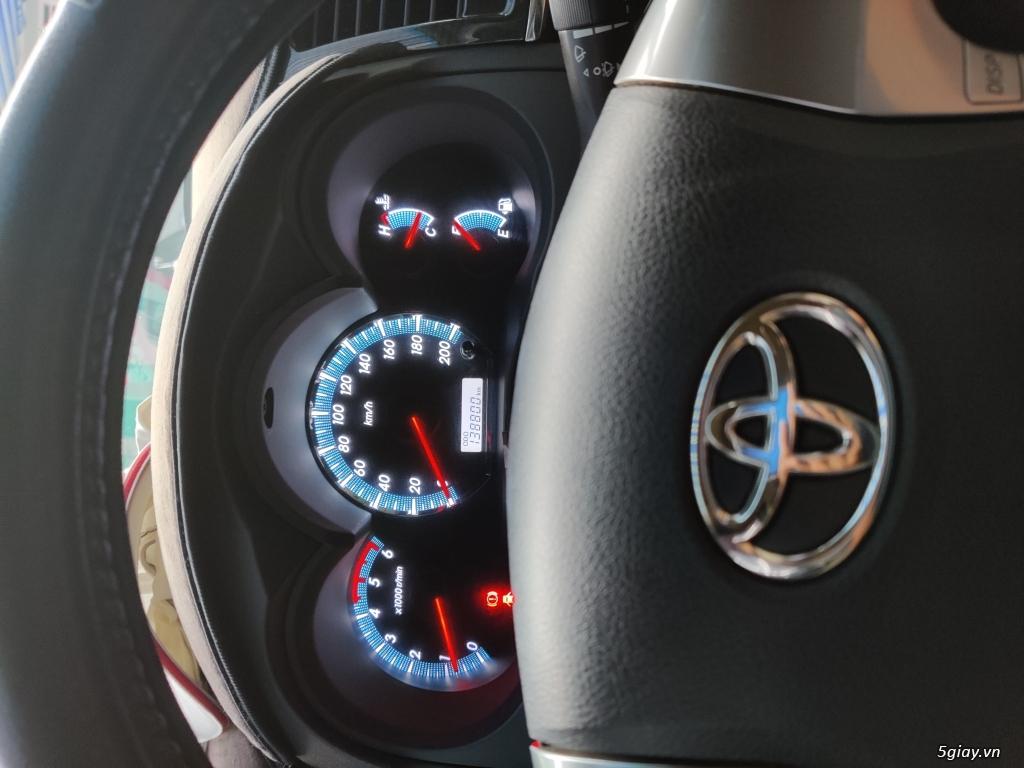 Fortuner máy dầu 2016, xe còn mới tinh - 3
