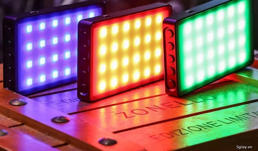 Đèn led  đổi màuf RGB, tạo hiệu ứng đèn xe cảnh sát, xe cấp cứu hay sấ