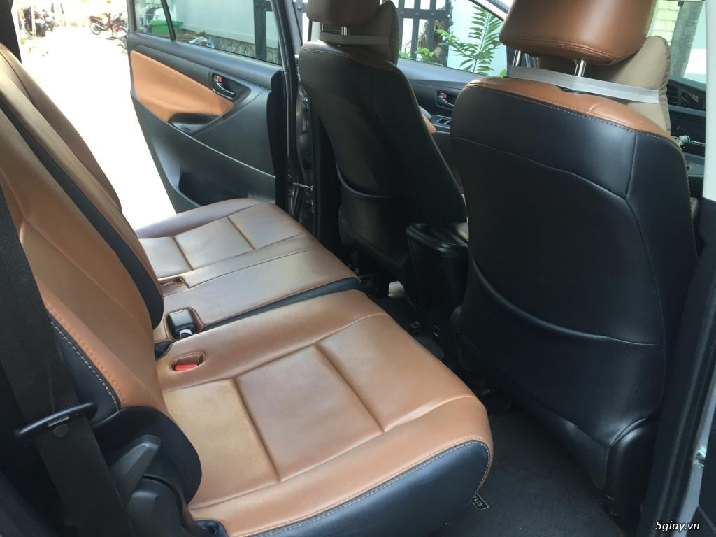 Bán Toyota Innova 2018, số sàn, màu xám, odo 33.000 km - 7