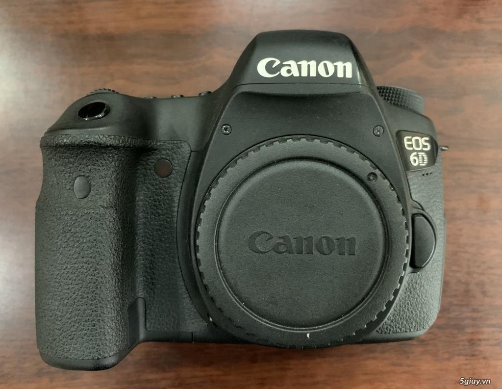 Cần bán Canon 6D, lens canon 24-105 1:4L IS USM, lens canon 85mm 1:1.8