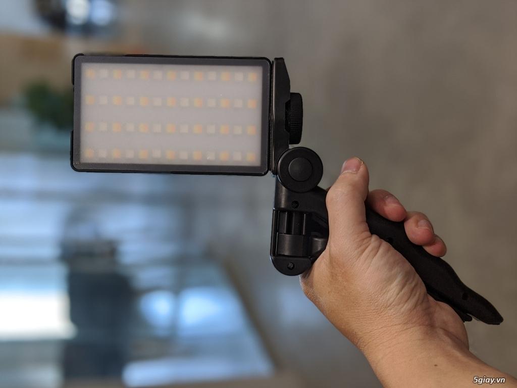 Đèn led  đổi màuf RGB, tạo hiệu ứng đèn xe cảnh sát, xe cấp cứu hay sấ - 11