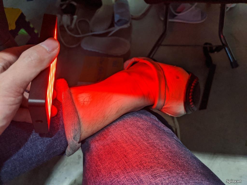 Đèn led  đổi màuf RGB, tạo hiệu ứng đèn xe cảnh sát, xe cấp cứu hay sấ - 13