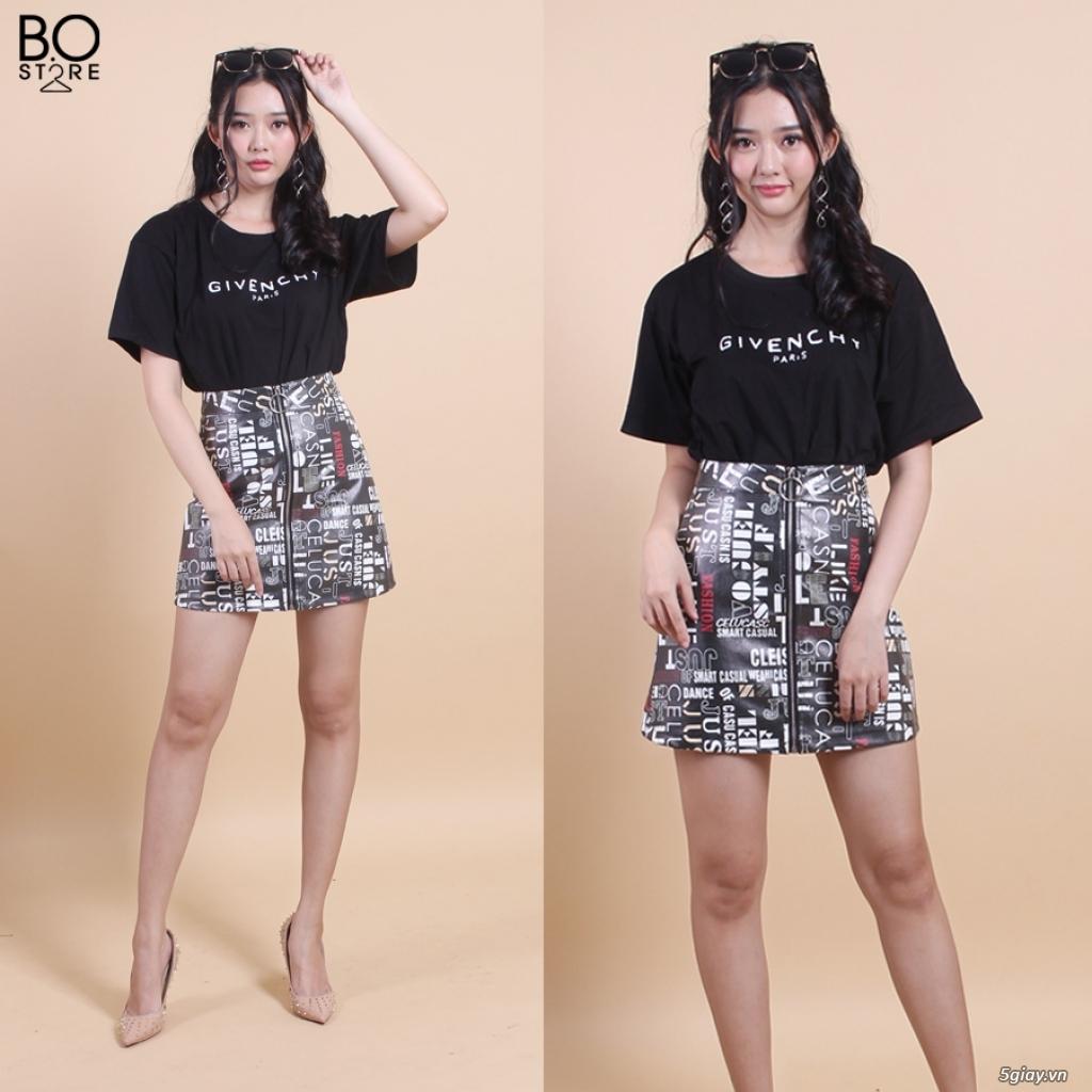 [B.O STORE] THỜI TRANG BASIC,CỔ ĐIỂN - 9