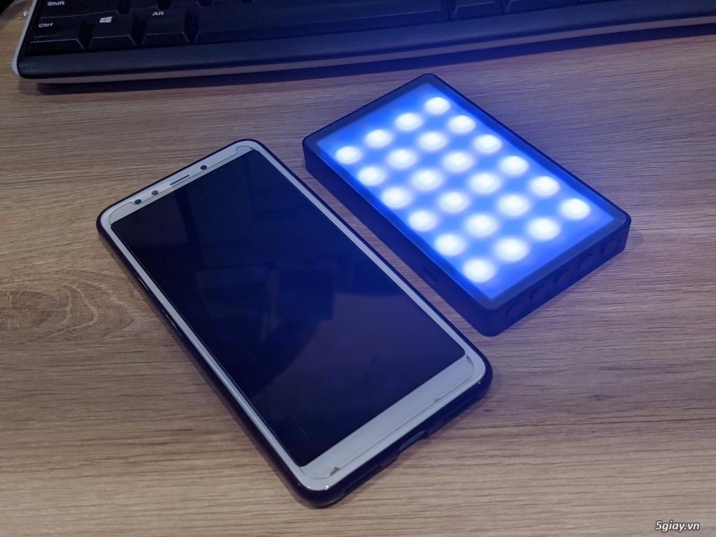 Đèn led  đổi màuf RGB, tạo hiệu ứng đèn xe cảnh sát, xe cấp cứu hay sấ - 10