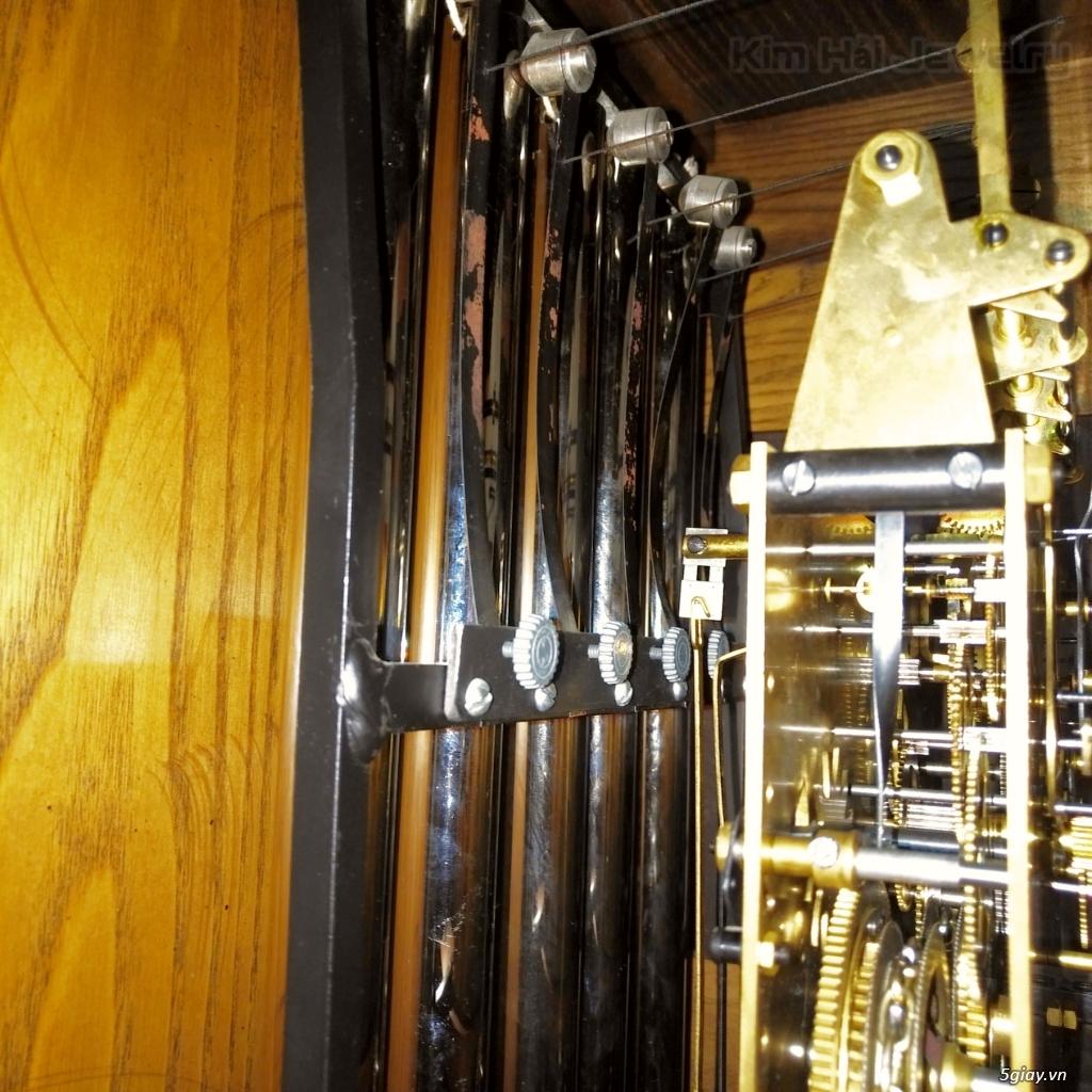 Đồng hồ tủ 5 ống sáo Colonial USA - 2