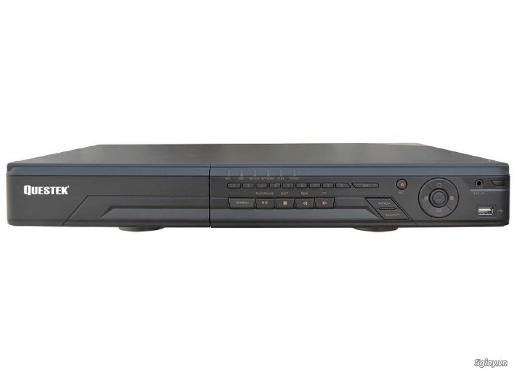 Camera IP Dome mini QUESTEK Win-6002RIP-Đầu ghi 16 kênh AHD 16 kênh - 1