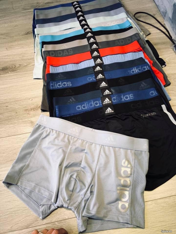 Nguồn Hàng Boxer Adidas Climacool Thể Thao chính hãng 100% - 12