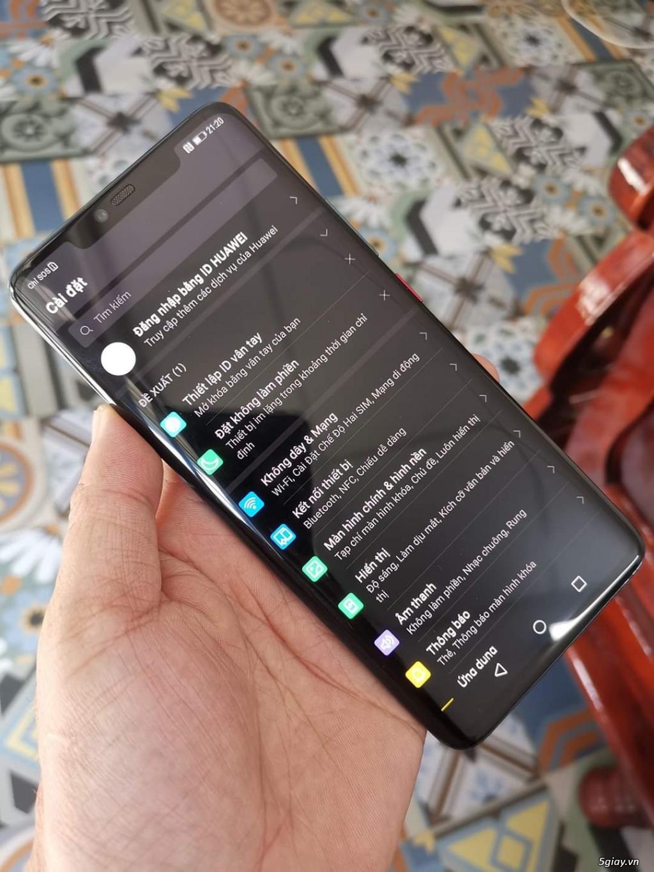 Huawei Mate 20 Pro 6GB/128GB Fullbox / Chính hãng Vietnam. Quẹt, Góp.t - 1
