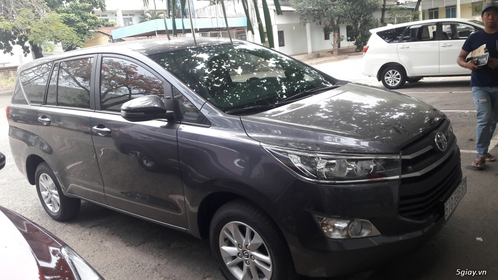 Cho thuê dài hạn Toyota Innova 2018