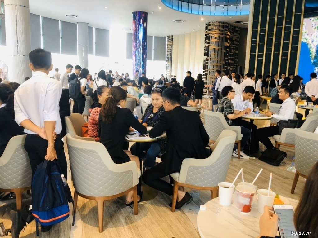Eco Green Sài Gòn quận 7 - Booking tòa HR3 đẹp nhất dự án - 4