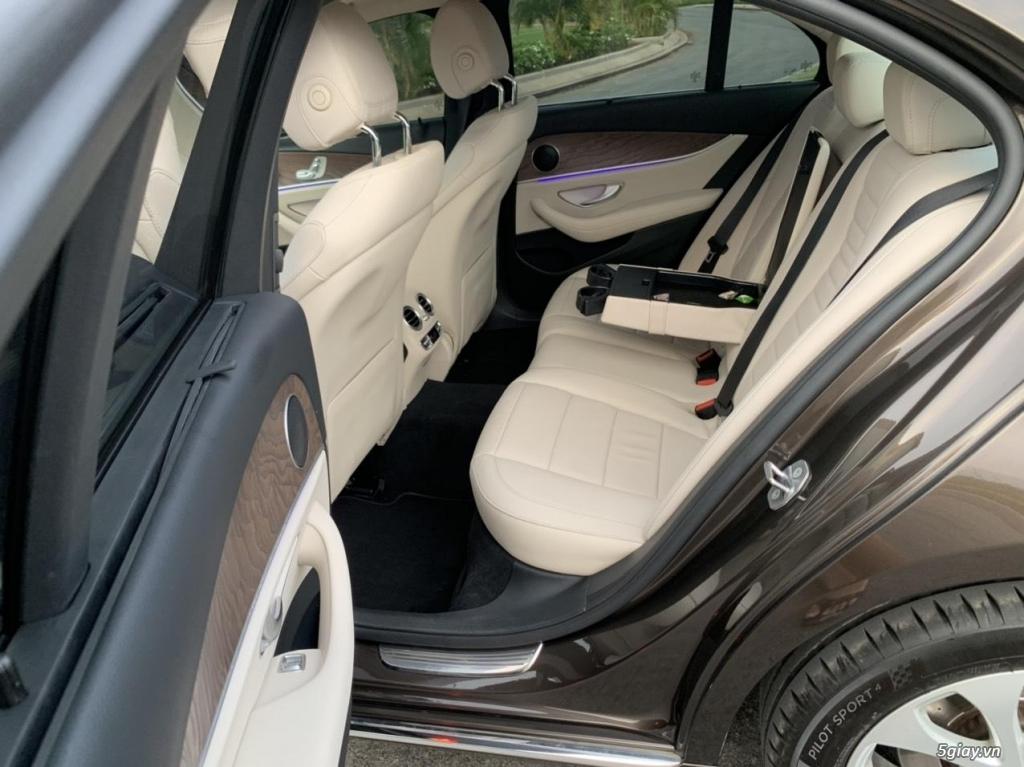 Cần bán xe E200, model 2017, số tự động, màu da lương cực đẹp - 7