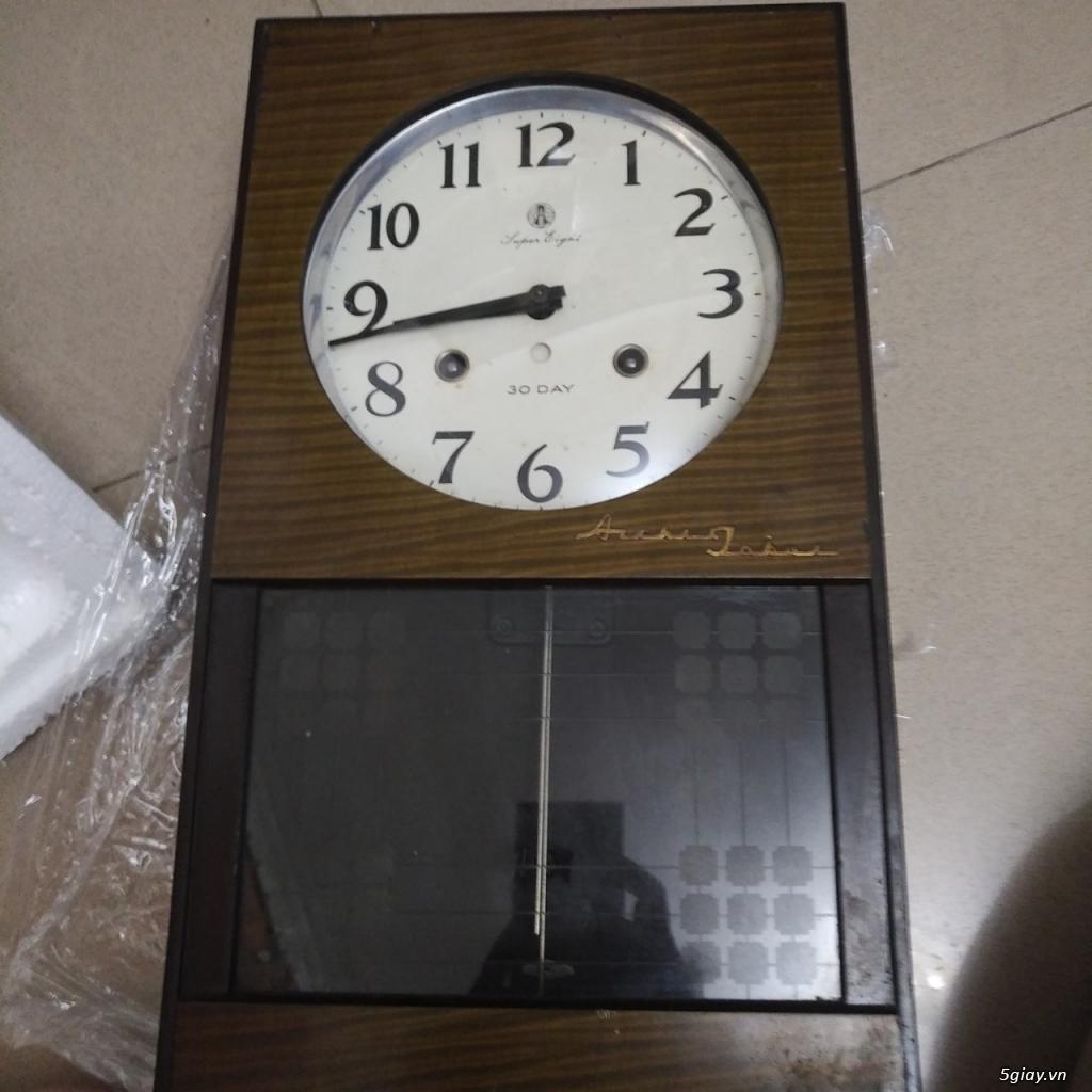 Đồng hồ cổ aichi tokei cót 30 ngày - 4