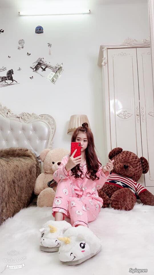[Se Sẻ Shop] Pijama cực kute cho mùa tết !!!!!