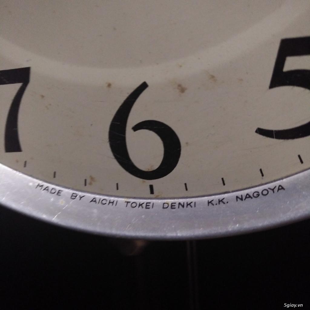 Đồng hồ cổ aichi tokei cót 30 ngày