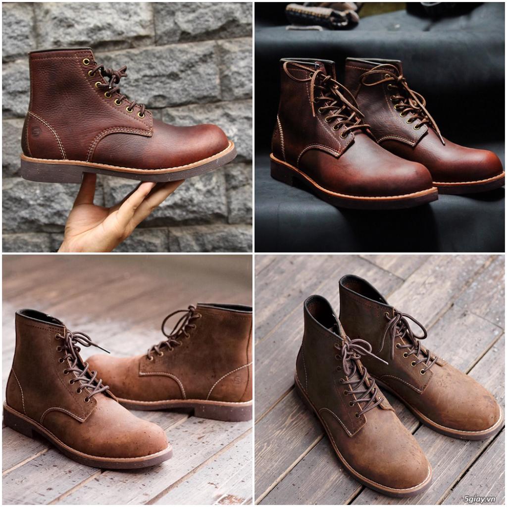 Shop bán giày nam, Những mẫu giày da nam đẹp nhất 2019 - zadep.com - 35