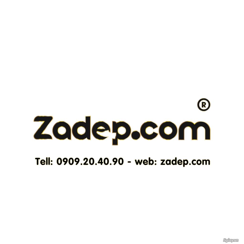 Shop bán giày nam, Những mẫu giày da nam đẹp nhất 2019 - zadep.com