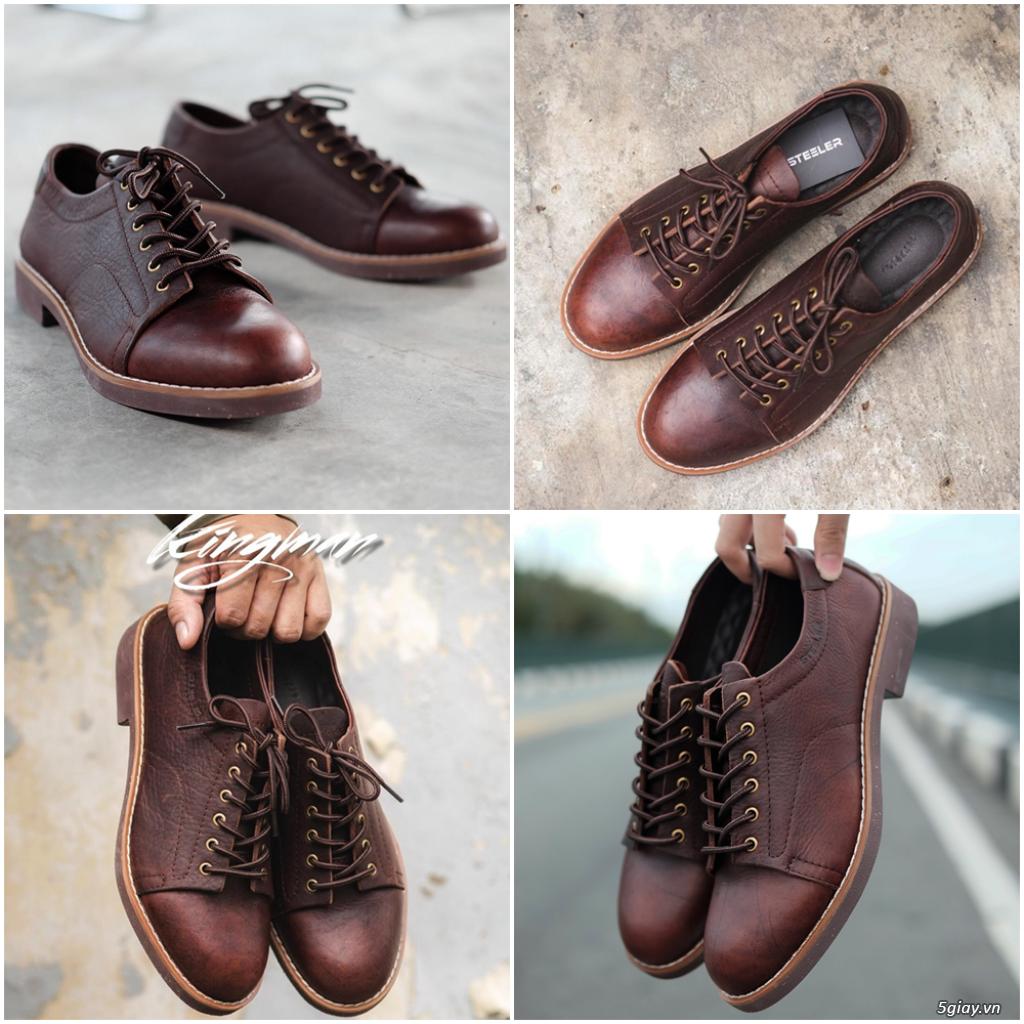 Shop bán giày nam, Những mẫu giày da nam đẹp nhất 2019 - zadep.com - 32
