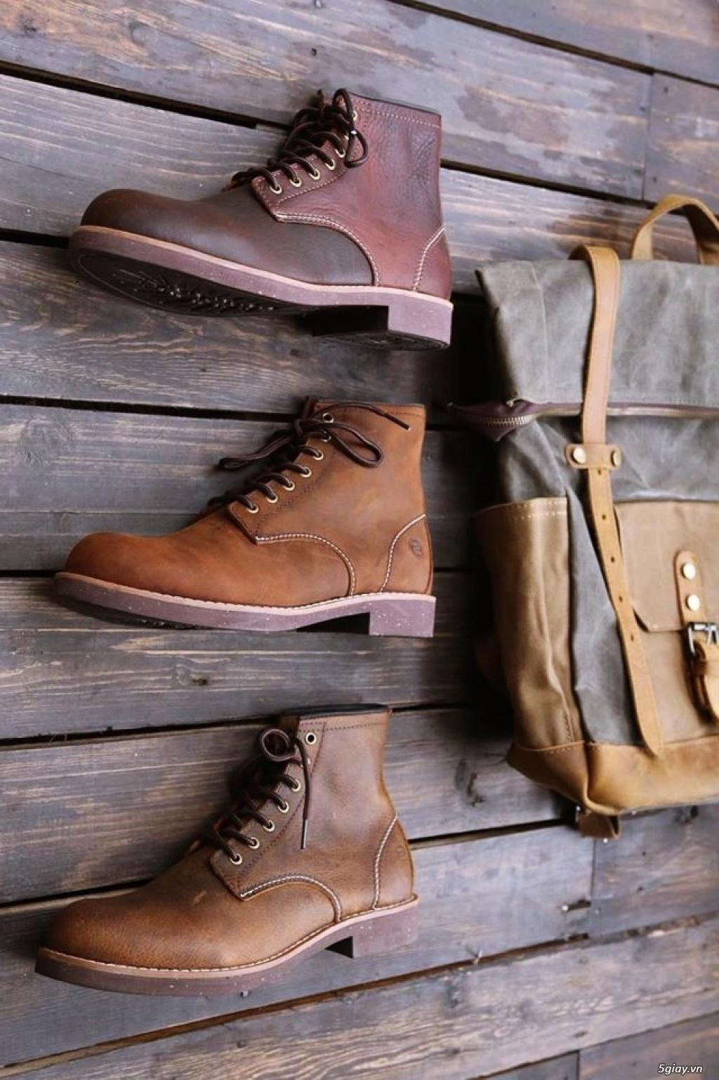 Shop bán giày nam, Những mẫu giày da nam đẹp nhất 2019 - zadep.com - 36