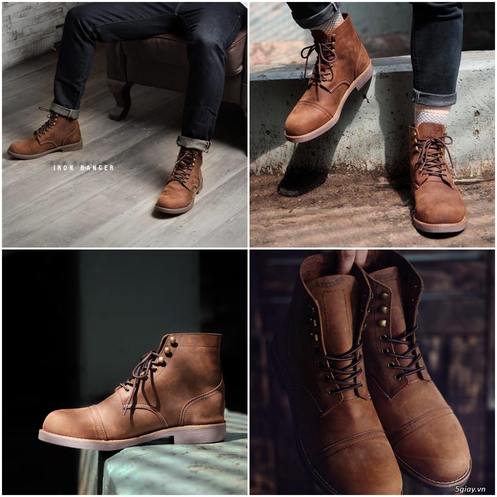 Shop bán giày nam, Những mẫu giày da nam đẹp nhất 2019 - zadep.com - 33