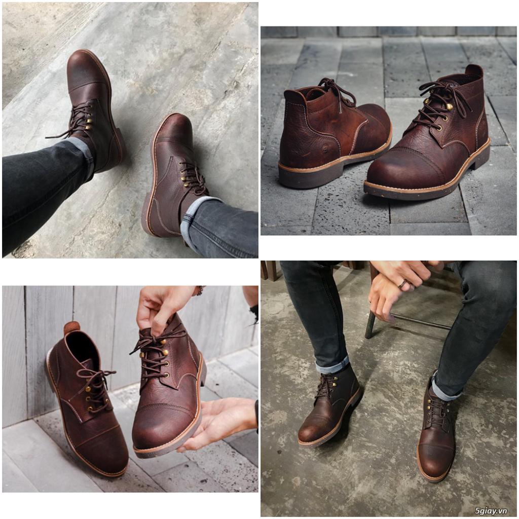 Shop bán giày nam, Những mẫu giày da nam đẹp nhất 2019 - zadep.com - 29