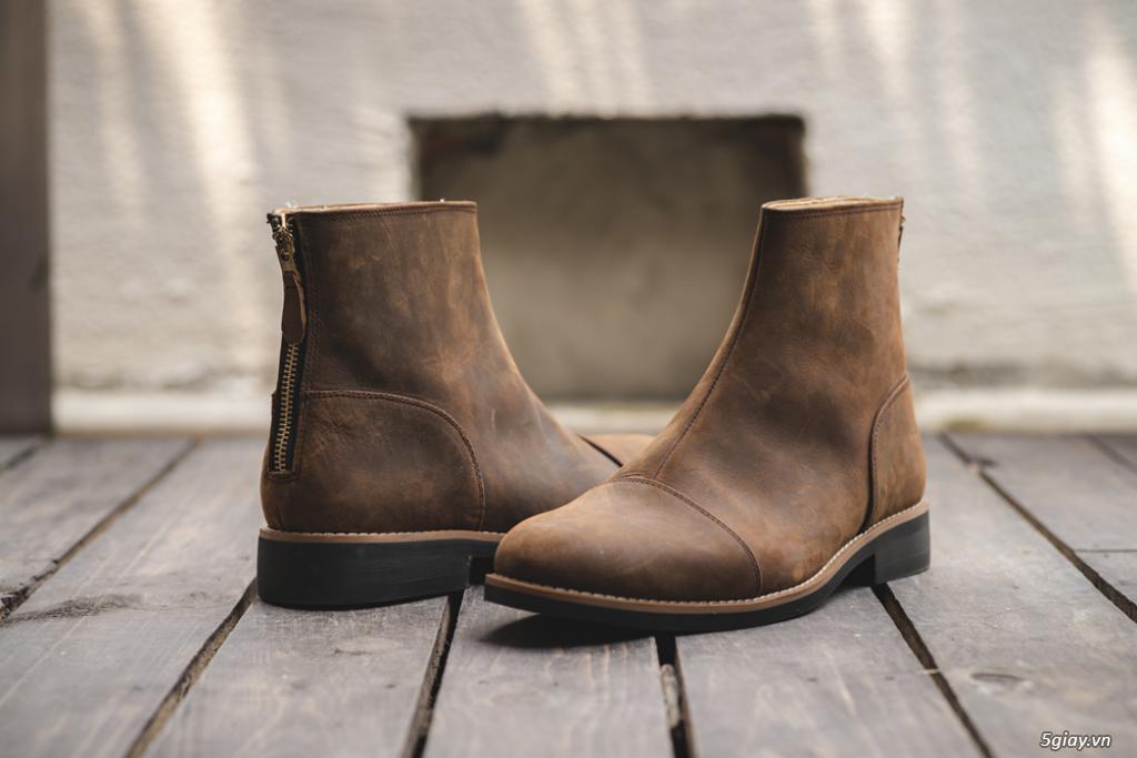 Shop bán giày nam, Những mẫu giày da nam đẹp nhất 2019 - zadep.com - 41