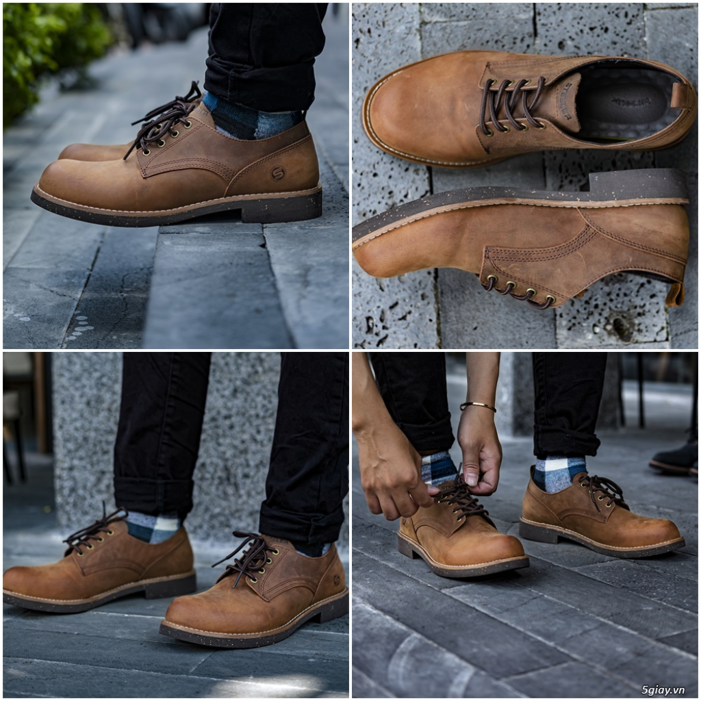 Shop bán giày nam, Những mẫu giày da nam đẹp nhất 2019 - zadep.com - 12