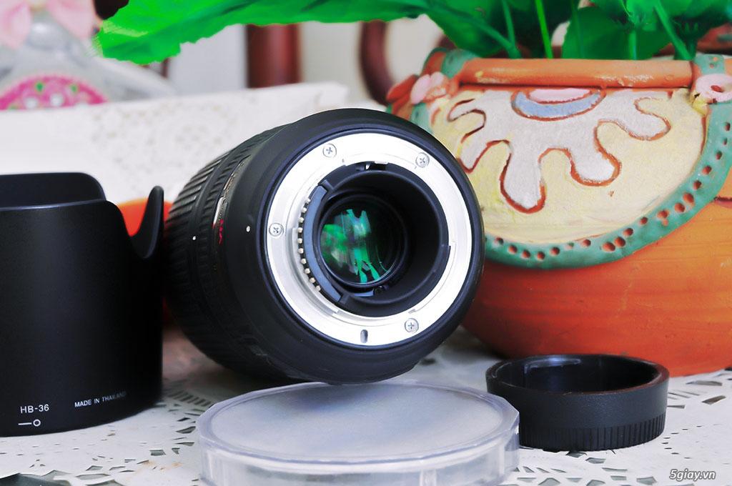 Bán lens Nikon 70-300/ 4.5-5.6 VR đẹp