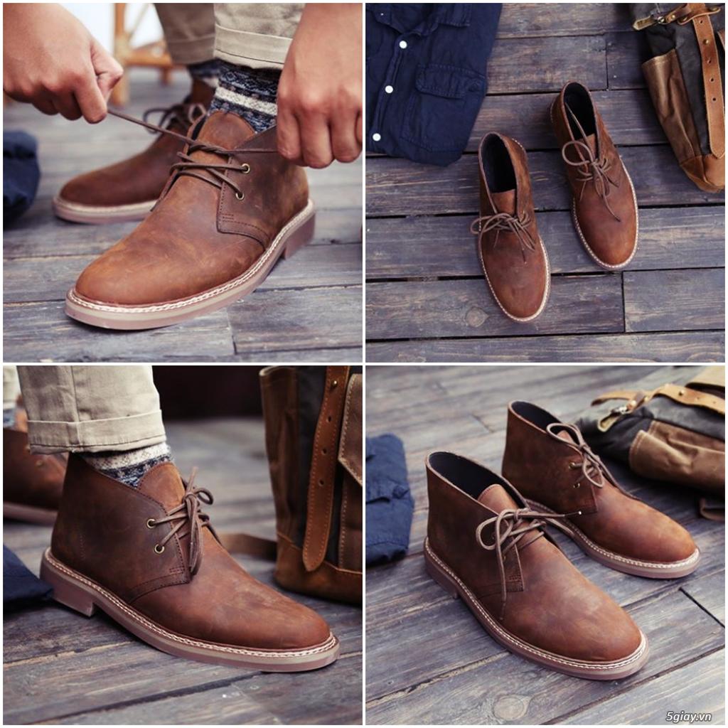 Shop bán giày nam, Những mẫu giày da nam đẹp nhất 2019 - zadep.com - 37