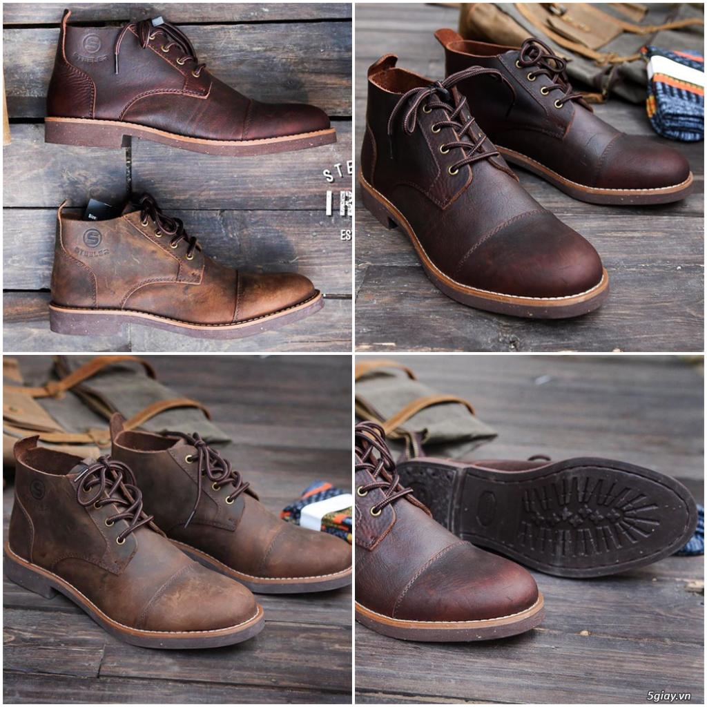 Shop bán giày nam, Những mẫu giày da nam đẹp nhất 2019 - zadep.com - 38