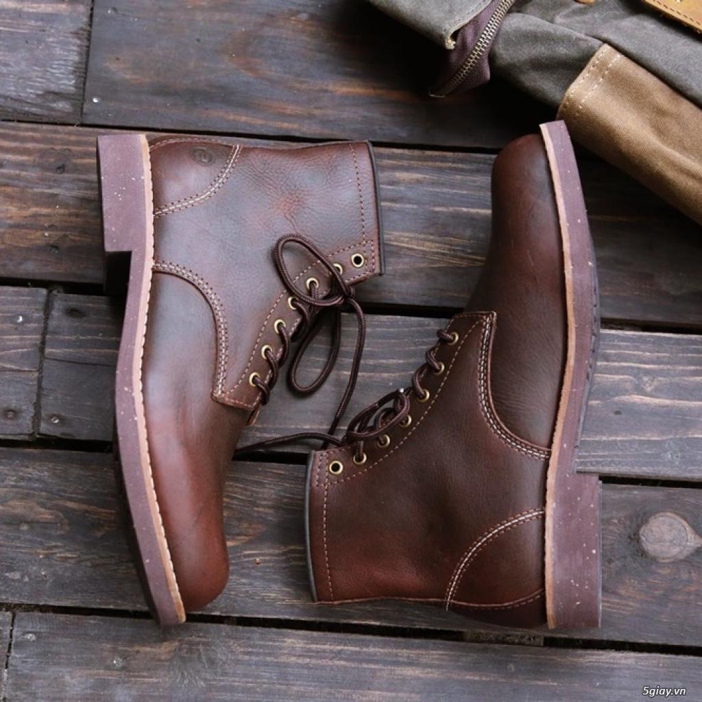 Shop bán giày nam, Những mẫu giày da nam đẹp nhất 2019 - zadep.com - 27