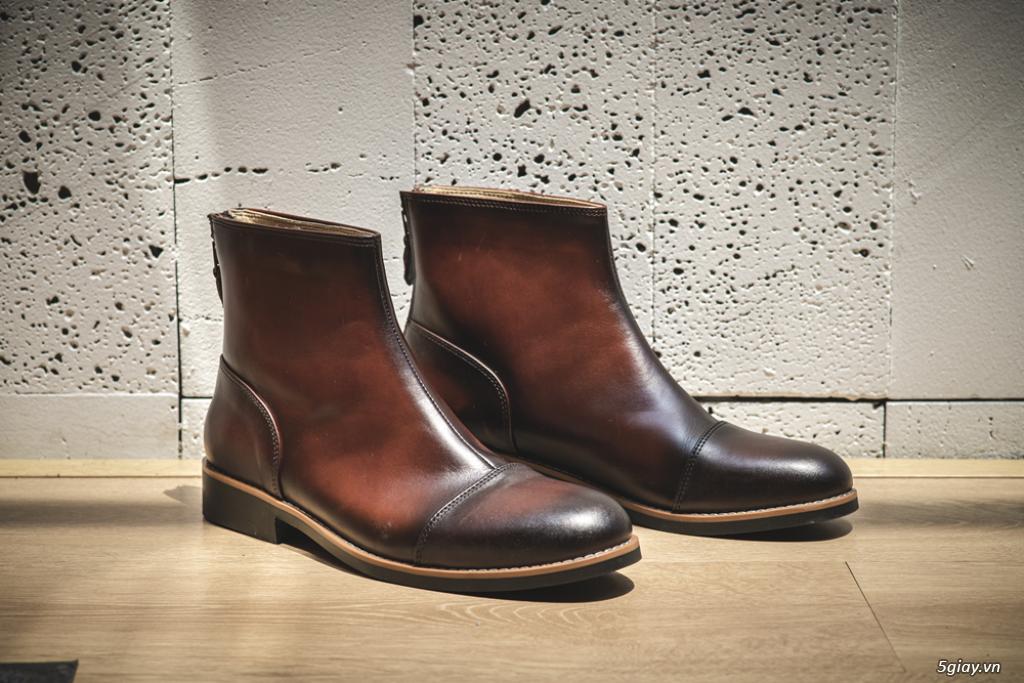 Shop bán giày nam, Những mẫu giày da nam đẹp nhất 2019 - zadep.com - 42