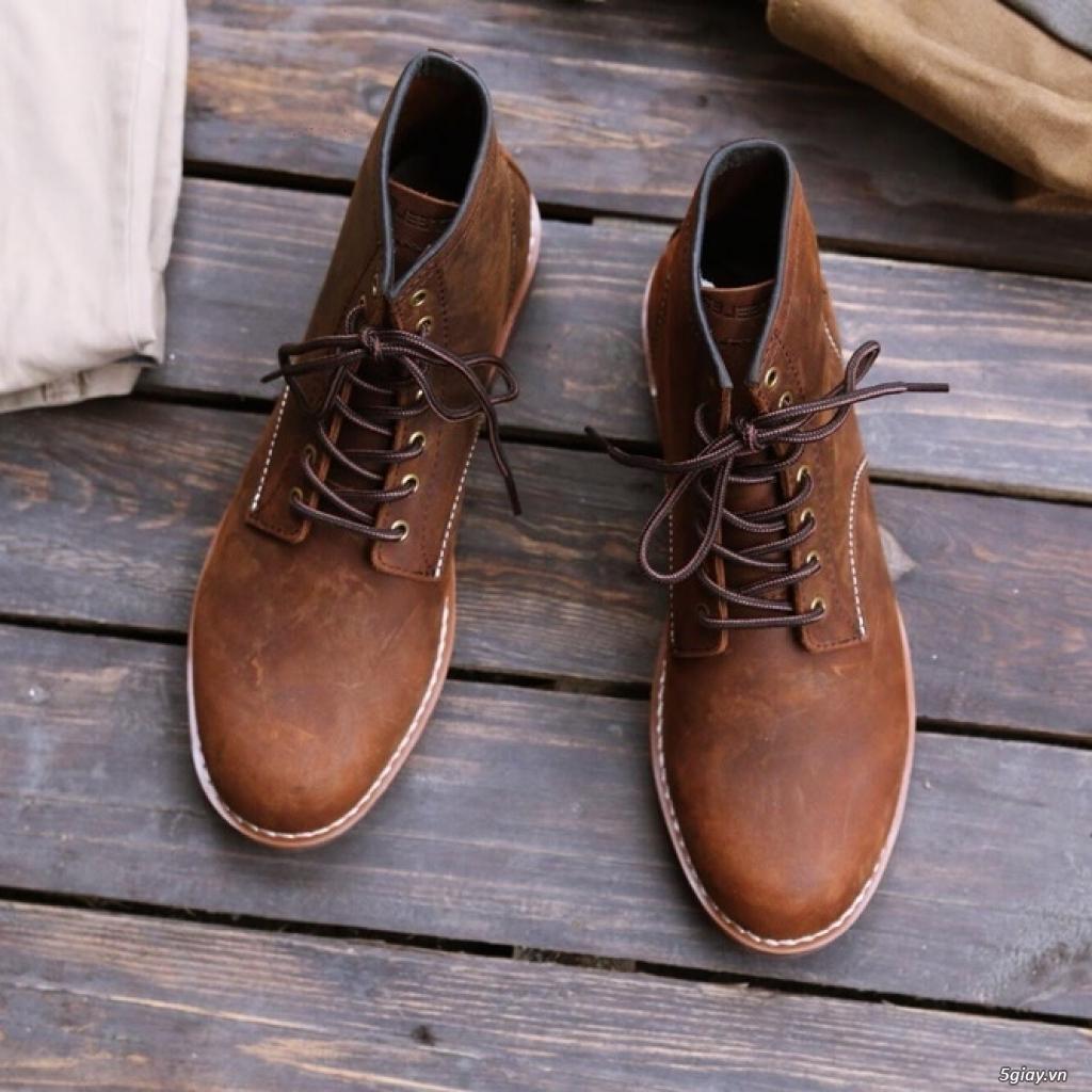 Shop bán giày nam, Những mẫu giày da nam đẹp nhất 2019 - zadep.com - 44