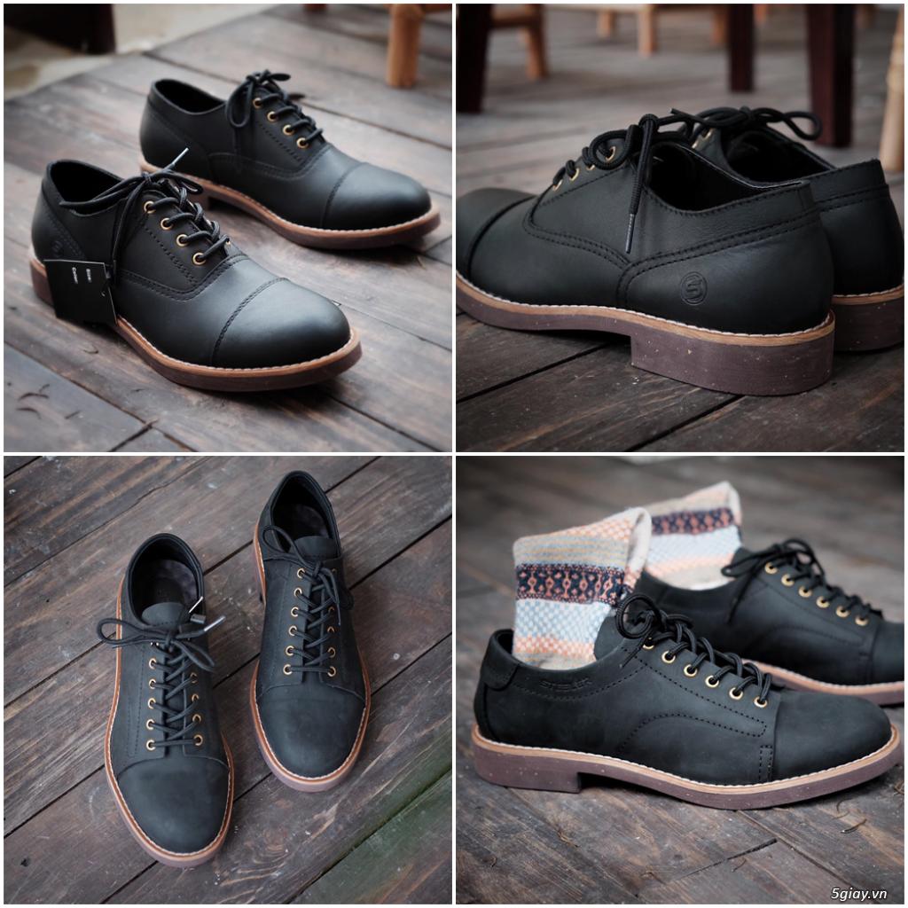 Shop bán giày nam, Những mẫu giày da nam đẹp nhất 2019 - zadep.com - 39