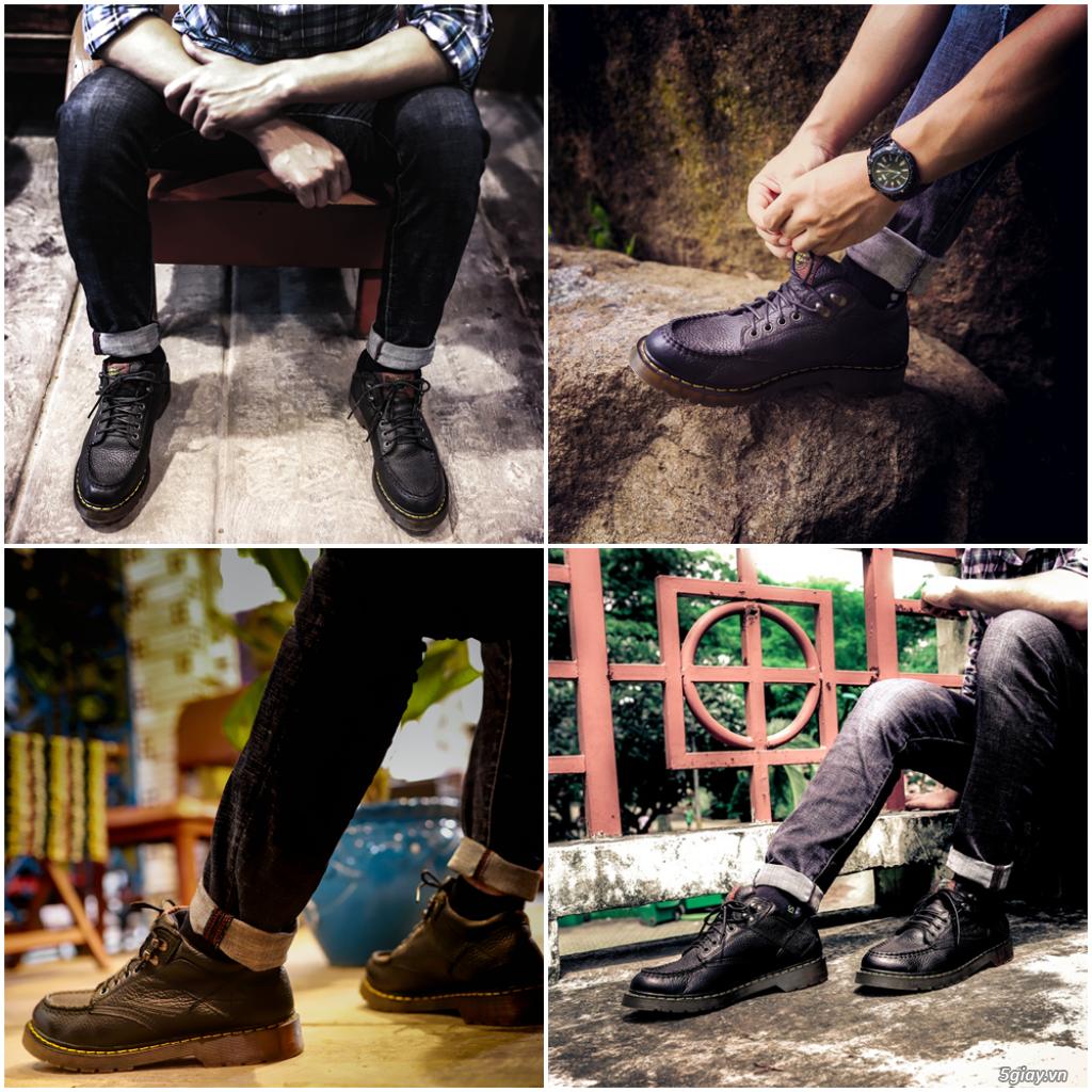 Shop bán giày nam, Những mẫu giày da nam đẹp nhất 2019 - zadep.com - 13