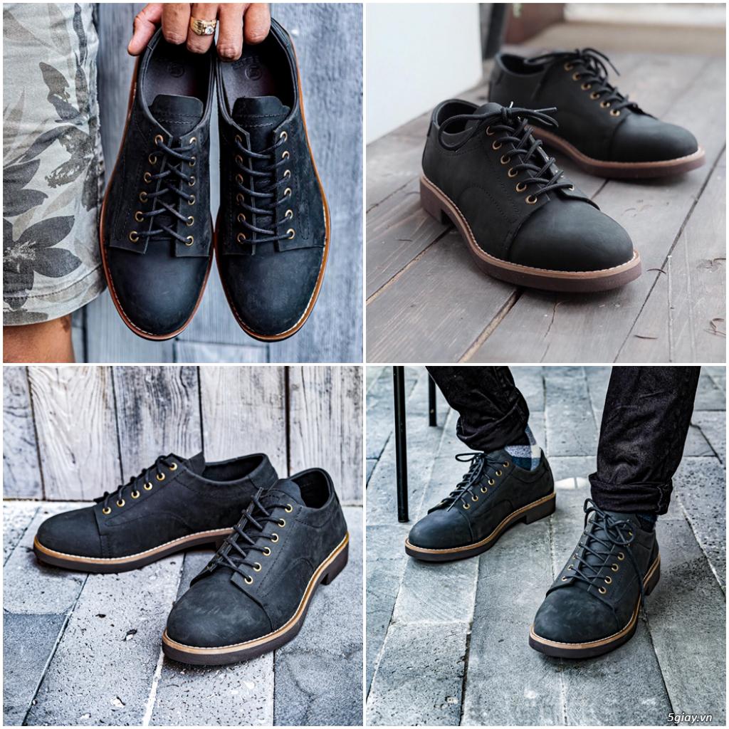 Shop bán giày nam, Những mẫu giày da nam đẹp nhất 2019 - zadep.com - 31