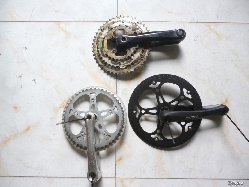 Sửa chữa-cân chỉnh-thay thế phụ tùng xe đạp bãi Nhật - 5