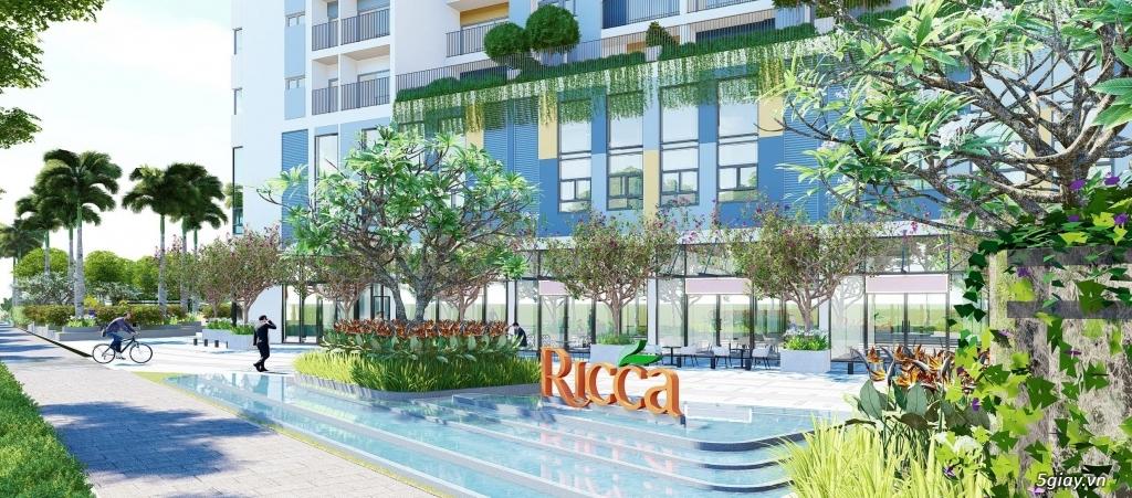 Căn hộ RICCA QUẬN 9, giá gốc đợt 1. Cơ hội cho nhà đầu tư nhạy bén - 3