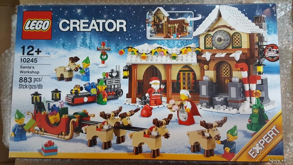 [CẦN BÁN] LEGO REAL CHÍNH HÃNG - 5