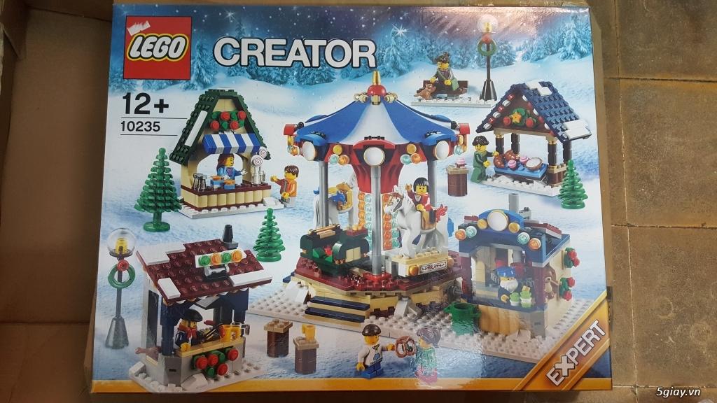 [CẦN BÁN] LEGO REAL CHÍNH HÃNG - 6